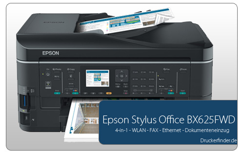 Epson Stylus Office BX625FWD