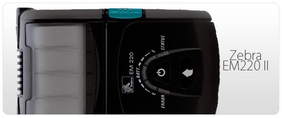Zebra EM220 Etikettendrucker