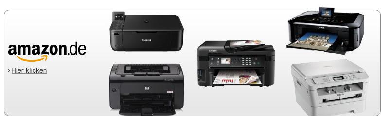 Drucker bei Amazon