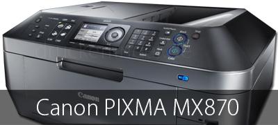 Canon Drucker PIXMA MX870