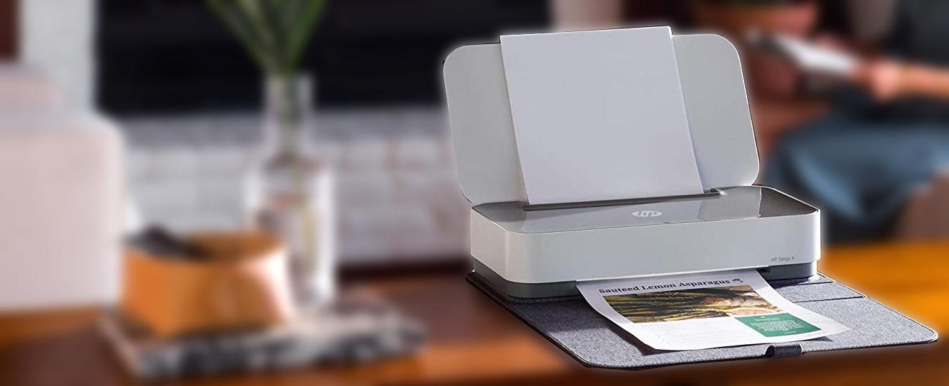HP Tango X der Drucker für das Wohnzimmer